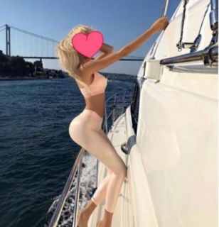 Yunanıstanlı olgun escort bayan Lina